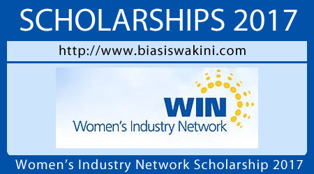 Womens Industry Network Scholarship 2017