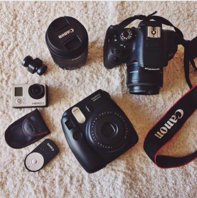 Qual a melhor câmera para fotografar a sua viagem?