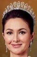 diamond tiara queen bainun perak malaysia zara salim