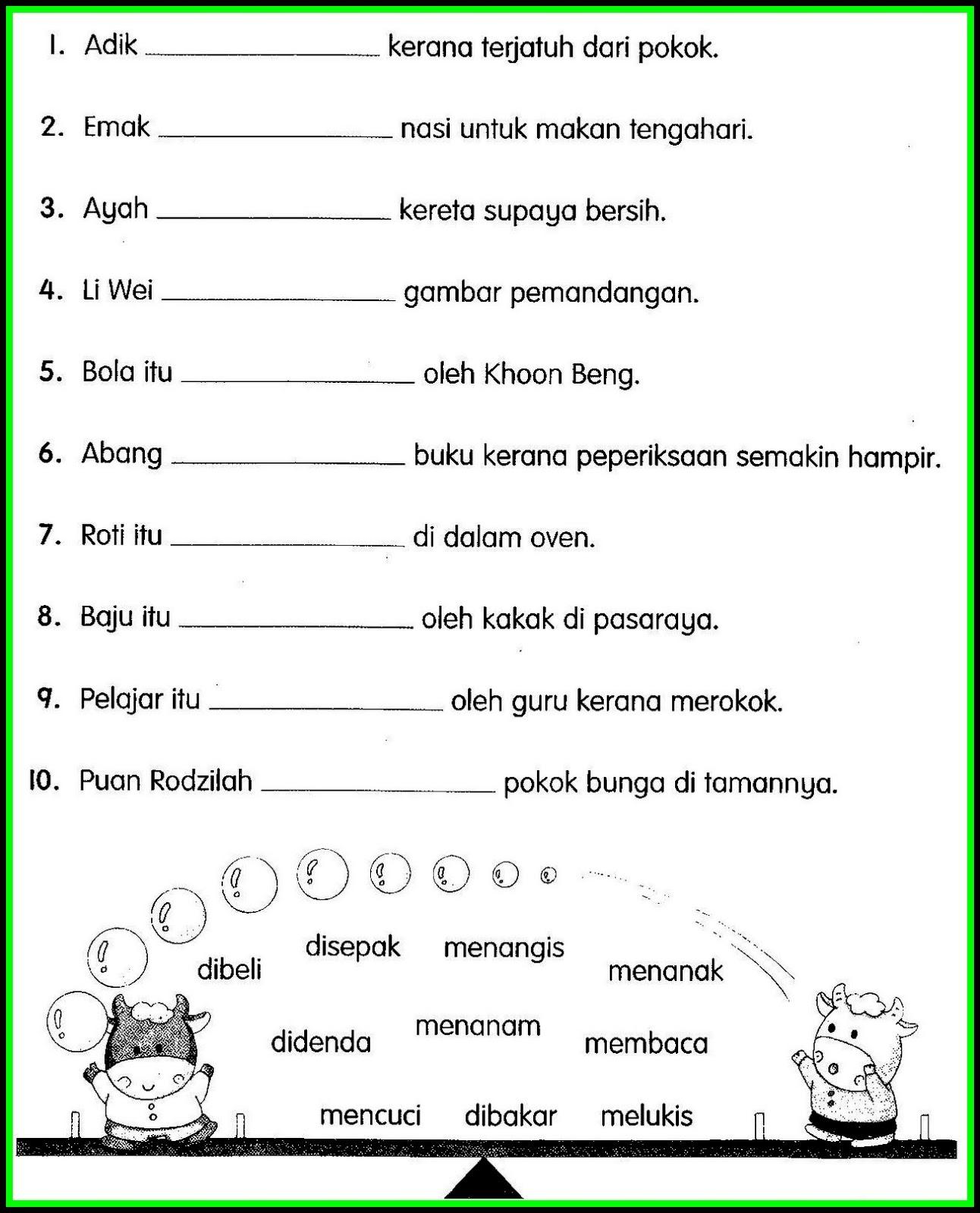 Bahasa Melayu Tahun 4 04 30 13