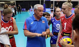 Волейбол Россия - Сербия : смотреть онлайн – прямая трансляция