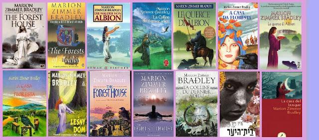portadas del libro La casa del bosque