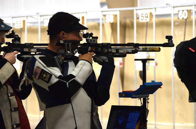 Olympic 2016 Air Rifle Shooting Live Streaming