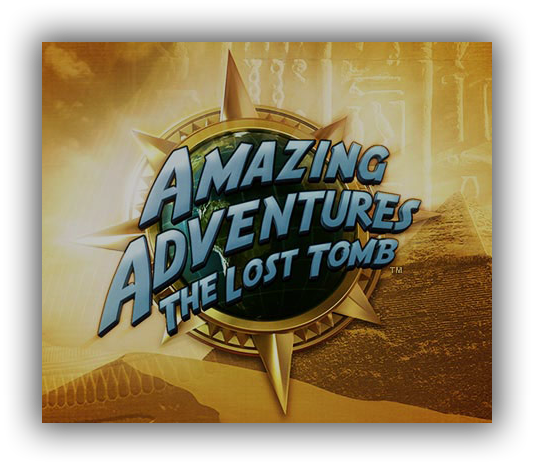 Amazing Adventures The Lost Tomb - Katılımsız Oyun