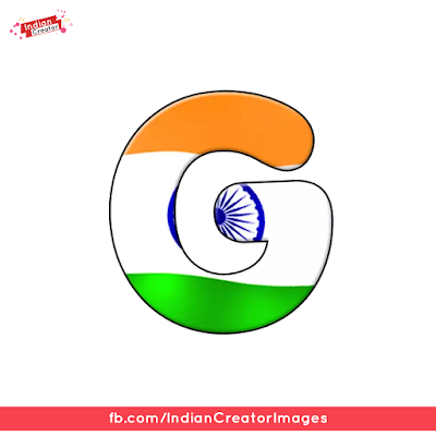 A to Z Alphabet Indian Flag Images Free Download - IndianCreator