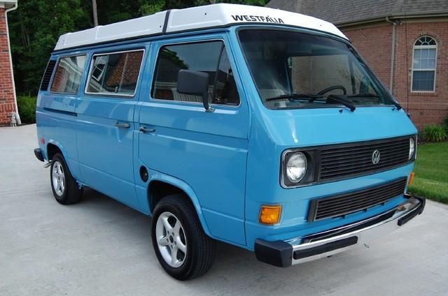 Nawauto 1982 Volkswagen Vanagon L Westfaila Camper 1 9l