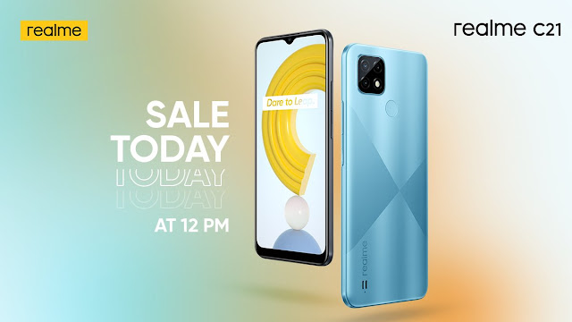 Sale of Realme C21 live on Flipkart and Realme.com - Features, Price, and Specs | TechNeg