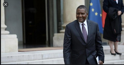 Aliko Dangote Biography, Net worth, Family and Others