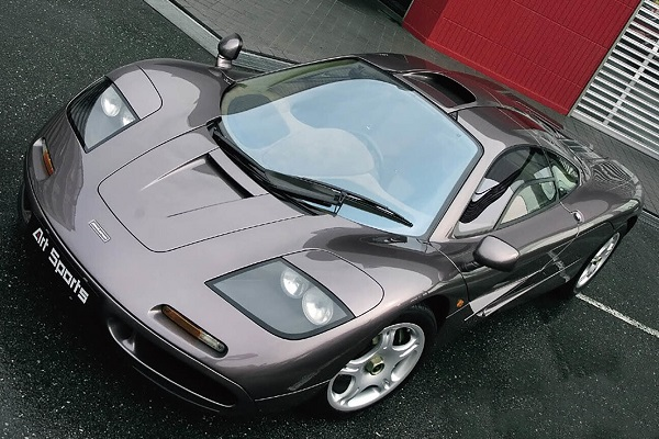 McLaren F1 029 Creighton Brown 1994