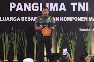Tegas ! Panglima TNI: Kalau Ada Ulama Ingin Ubah Pancasila, Pasti Dibayar