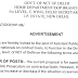 47 posts of Assistant Public Prosecutors in Delhi   Last date 15.02.2019