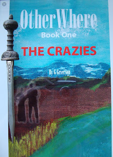 Portada del libro The Crazies, de Garry Grierson