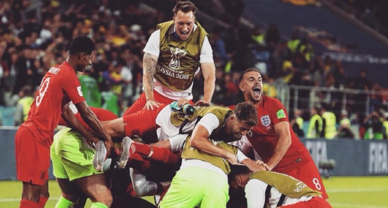 WORLD CUP, ENGLAND