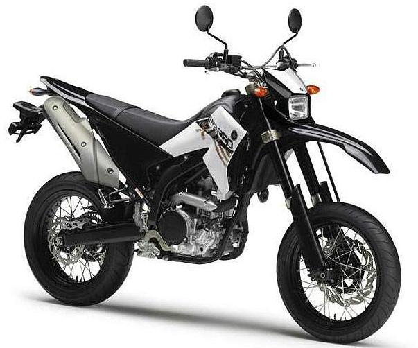 Yamaha WR250X Top Speed