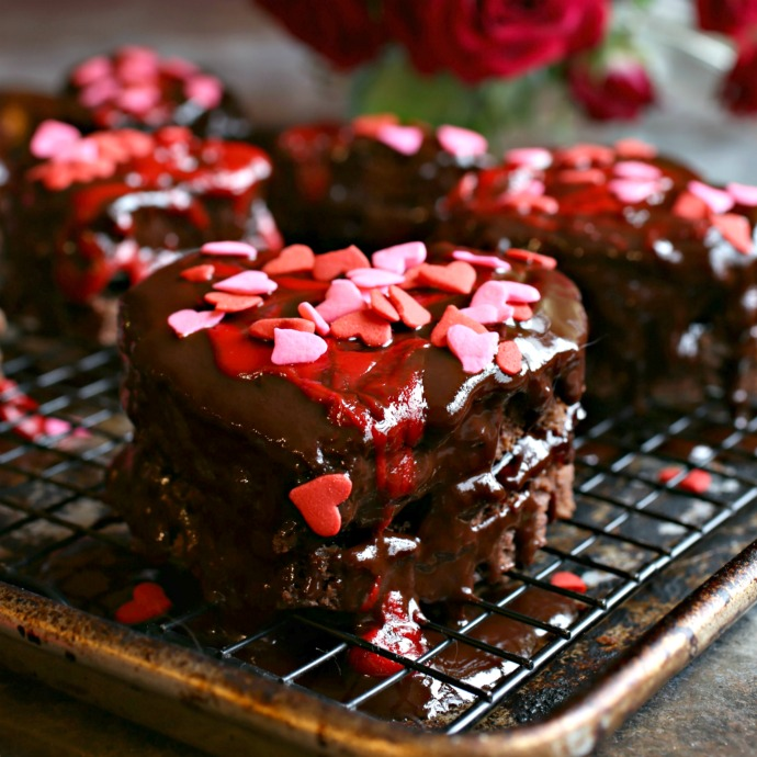 Cake Chocolate Cake Mini Cake Individual Cake Wedding Cake