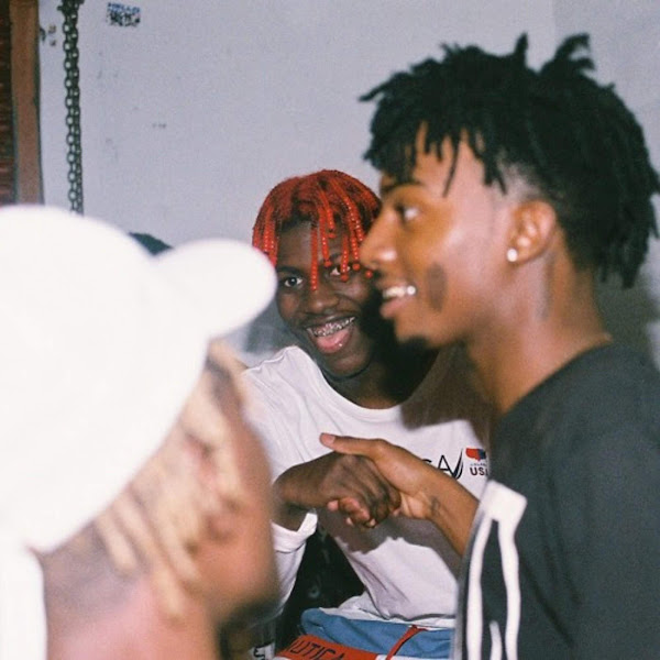 Playboi Carti - Run It (feat. Lil Yachty) - Single Cover