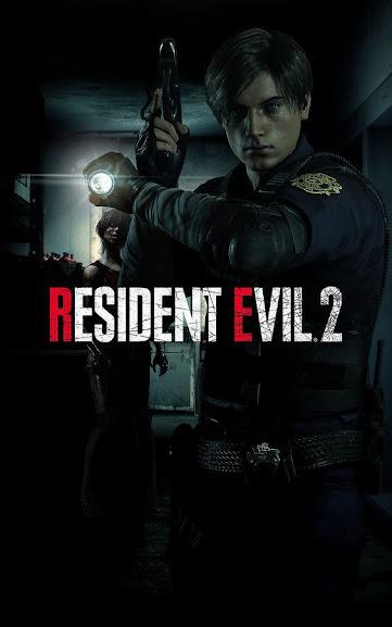 resident evil 2 remake wallpapers