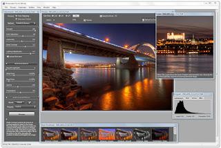 تنزيل برنامج تعديل الصور الفوتوغرافية للكمبيوتر Photomatix