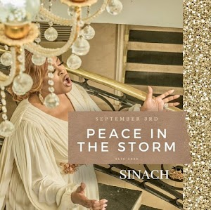 Sinach | Peace In The Storm
