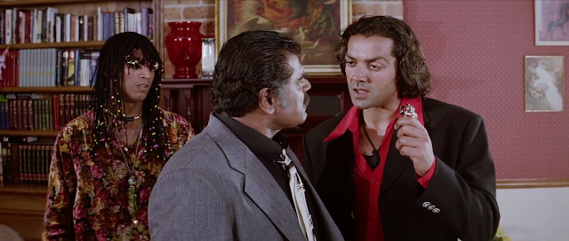 Soldier (1998) Full Movie [Hindi-DD5.1] 720p HDRip ESubs Download