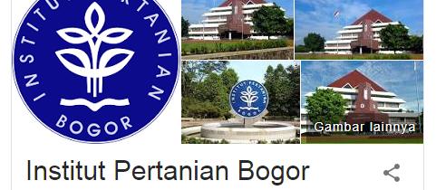 Peluang masuk snmptn Institut Pertanian Bogor 2020/2021 {SNMPTN IPB}
