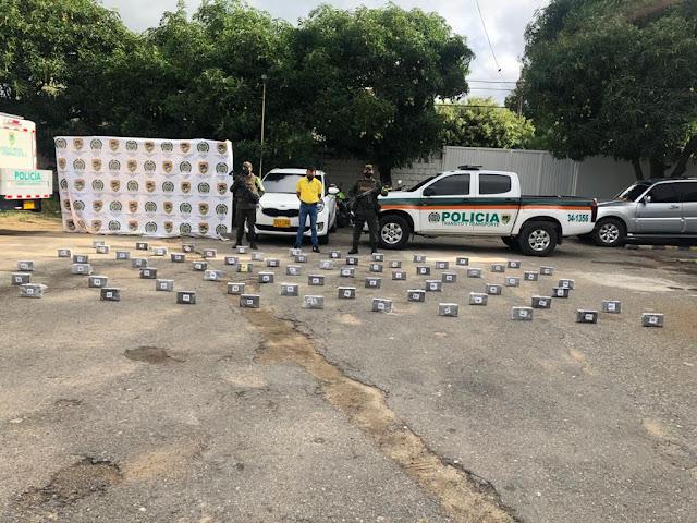 hoyennoticia.com, 70 kilos de coca se incautaron en Aguachica