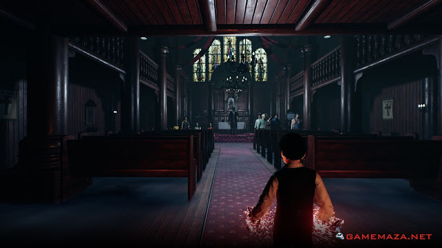 Lucius III Gameplay Screenshot 1