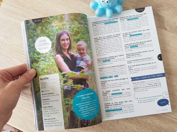 interview blogueuse happy and baby dans la guide la duchesse