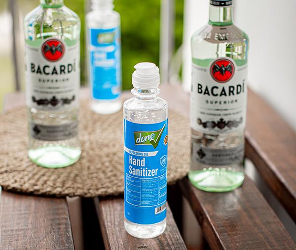 Bacardi-ayuda-producir-gel-antibacterial