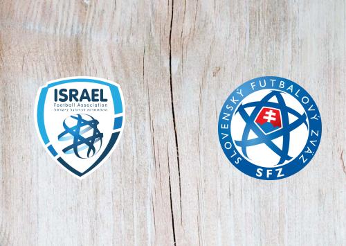 Israel vs Slovakia -Highlights 07 September 2020