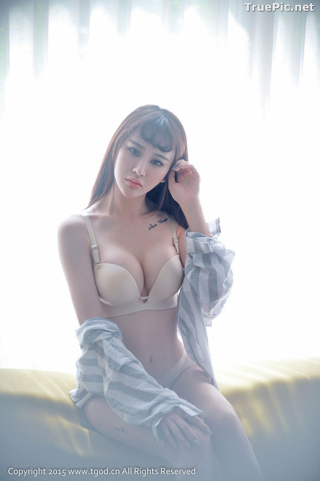 Image TGOD 2015-11-10 - Chinese Sexy Model - Cheryl (青树) - TruePic.net - Picture-1