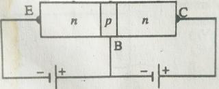 NPN Transistor In Hindi