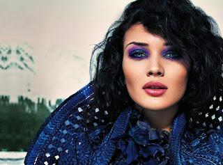 Eye Makeup Girl