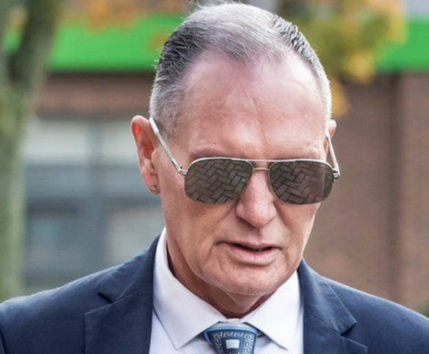 Paul Gascoigne, on trial for sexual assault  Ex-England footballer