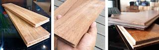 flooring kayu jati makassar