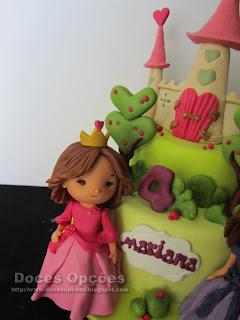 bolo castelo princesa bragança