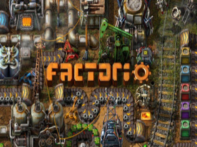 Download Factorio Game PC Free