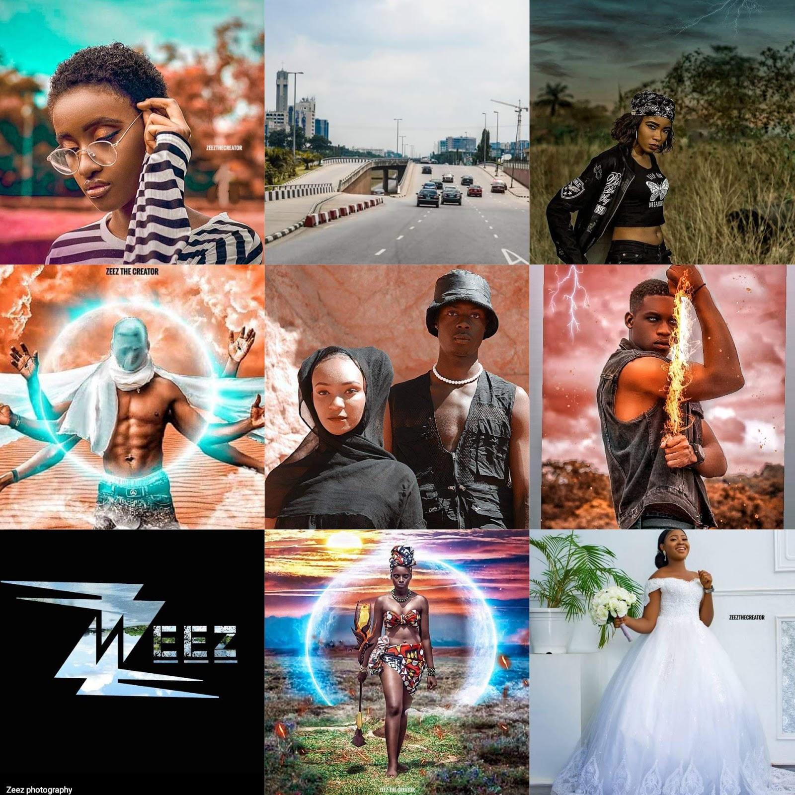[Photography] Zeez Photography - Photography/Cinematography #Arewapublisize