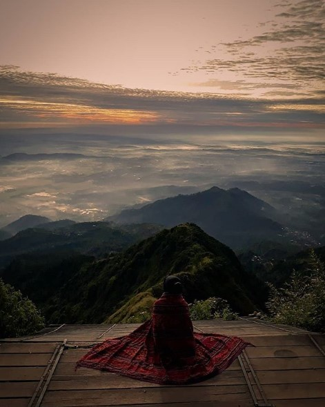 Enjoy the Beauty of Mount Telomoyo, Central Java