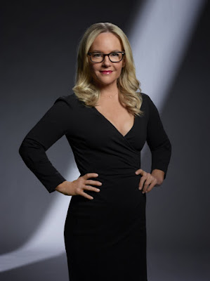 Rachael Harris in Lucifer Season 2