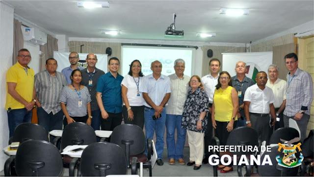 Goiana será sede de parceria global