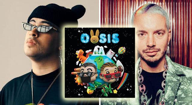 J Balvin & Bad Bunny - OASIS 2019