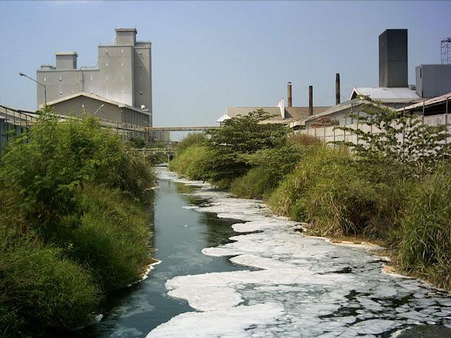 Dampak Polusi Air Bagi Kesejahteraan Masyarakat