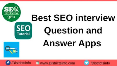 Best SEO interview Question and Answer Apps