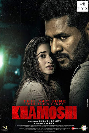 Poster Of Hindi Movie Khamoshi 2019 Full HD Movie Free Download 720P Watch Online
