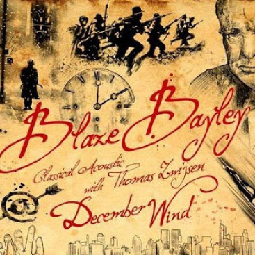 Recensione: Blaze Bayley - December Wind (2018)