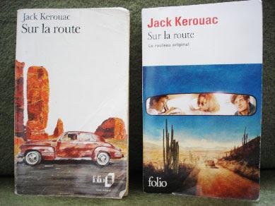 Sur la route de Jack Kerouac en édition de poche
