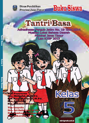 buku tantri basa kelas 5 sd/mi kurikulum 2013