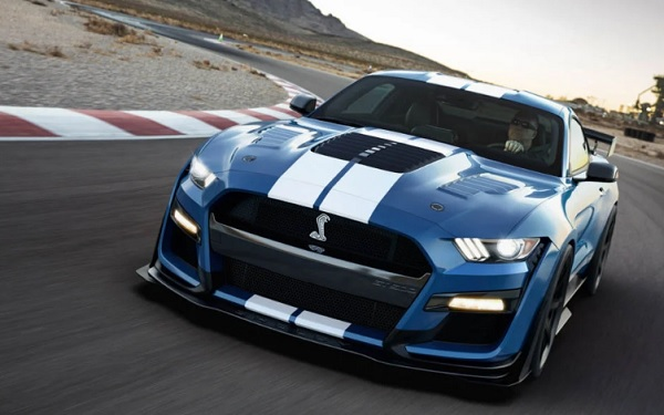 Shelby Mustang GT500SE