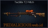 Tactilite T2 Witch